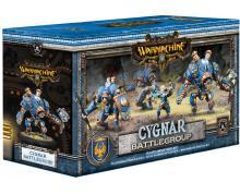 WARMACHINE - CYGNAR BATTLEGROUP 2016 (BOX)