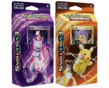 XY - EVOLUTIONS THEME DECK - Mewtwo Mayhem ili Pikachu Power