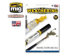WEATHERING MAGAZINE ISSUE 17 WASHES, FILTERS AND OILS
