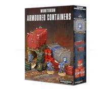 TERRAIN - MUNITORIUM ARMOURED CONTAINERS (BOX)