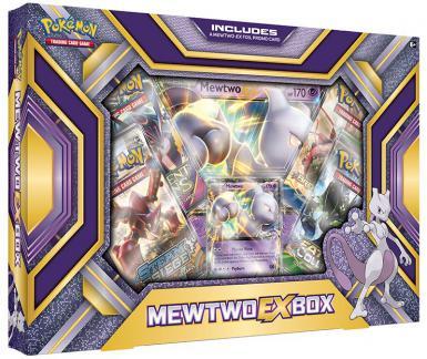 MEWTWO EX-BOX