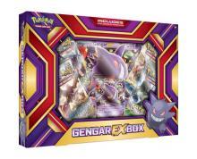 GENGAR EX-BOX