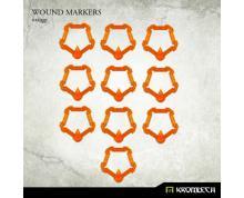 MARKER - WOUND MARKERS ORANGE