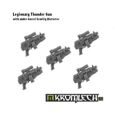 ACC - LEGIONARY THUNDER GUN WITH UNDER-BARREL GRAVITY DISTORTER