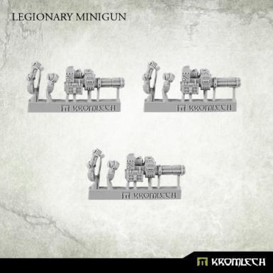 ACC - LEGIONARY MINIGUN SZT