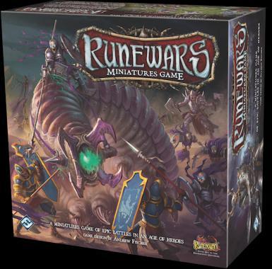 RUNEWARS MINIATURES GAME - CORE BOX