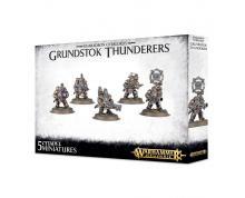 KHARADRON OVERLORDS - GRUNDSTOK THUNDERERS (BOX)