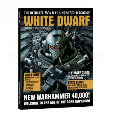 WHITE DWARF MONTHLY - JUNE 2017 (BOOK)