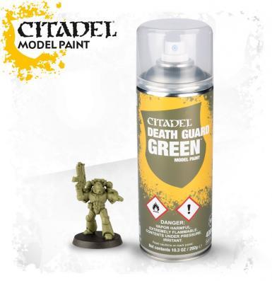 SPRAY - DEATH GUARD GREEN 400ml