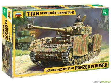ZV: 3620 - PANZER IV AUSF.H 1/35