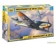 ZV: 4816 - MESSERSCHMITT BF-109 G6 1/48